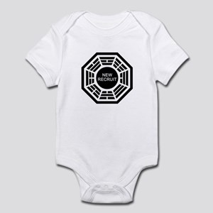 New DHARMA Recruit Infant Bodysuit