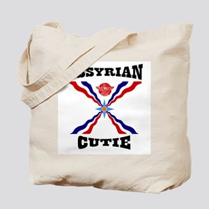 Assyrian Cutie Tote Bag