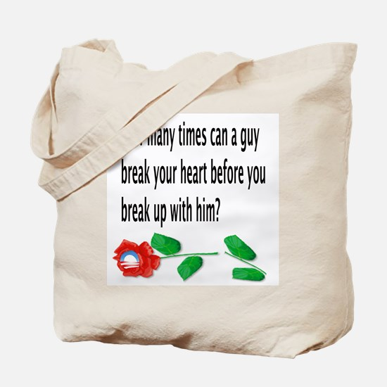 Disappointed Tote Bag