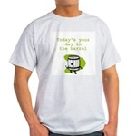 Your Day in the Barrel Light T-Shirt