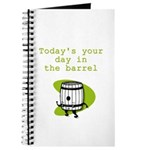 Your Day in the Barrel Journal