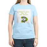 Your Day in the Barrel Women's Light T-Shirt