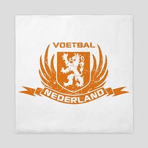 Voetbal Nederland Cres Queen Duvet