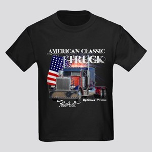 Trucker Kids Dark T-Shirt