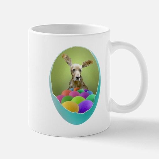 Dog Easter Egg Mug