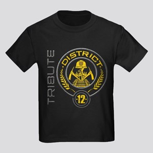District 12 TRIBUTE Kids Dark T-Shirt