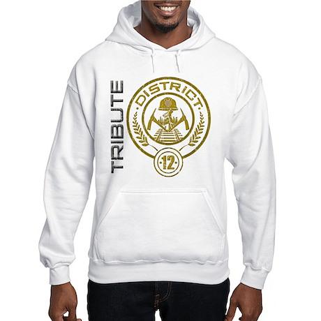TRIBUTE - District 12 Hooded Sweatshirt