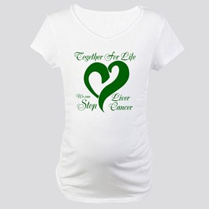 Personalize Back Maternity T-Shirt
