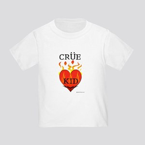 Crue Kid Future Rocker Boy Toddler T-Shirt
