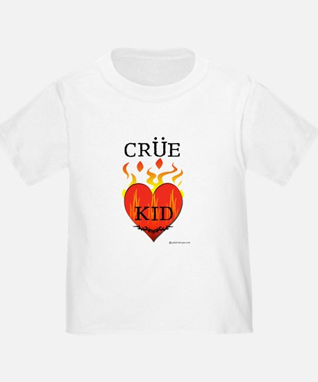 Crue Kid Future Rocker Boy T