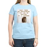 Easy There Mr. Testosterone Women's Light T-Shirt