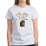 Easy There Mr. Testosterone Women's T-Shirt