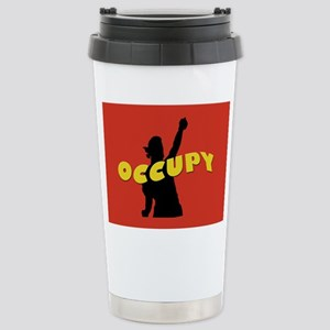 Occupy Daze Stainless Steel Travel Mug