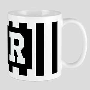 "Football Referee ""R"" Mug"