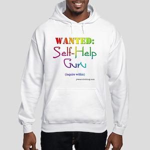 Self Help Guru Hooded Sweatshirt