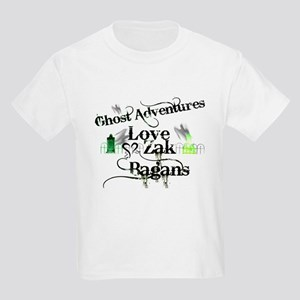 Ghost Adventures Kids Light T-Shirt
