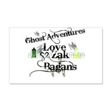Ghost Adventures Wall Decal