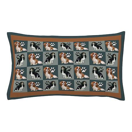 Cavalier Spaniel Pillow Case