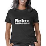 relax white Women's Classic T-Shirt