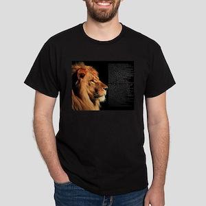 Lion of Judah7 T-Shirt