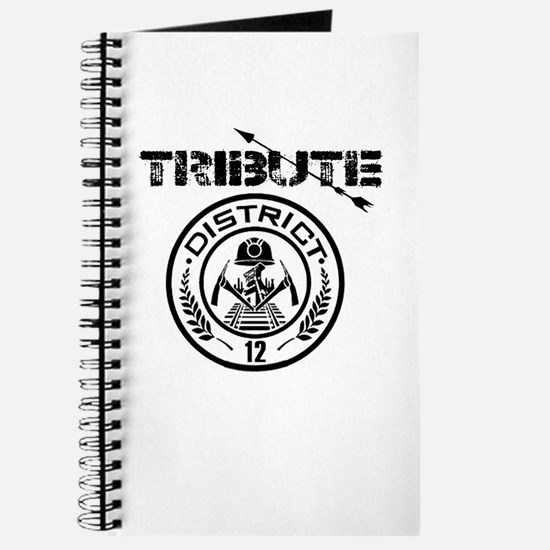 Tribute district 12 Journal