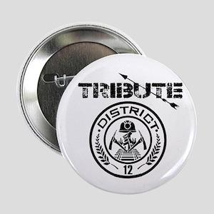 "Tribute district 12 2.25"" Button"