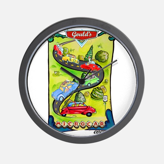 Gould's Eleventh Classic Event  Wall Clock