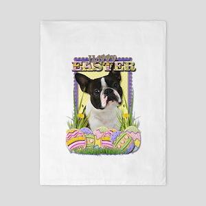 Easter Egg Cookies - Boston Twin Duvet