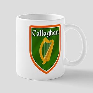 Callaghan Family Crest Mug