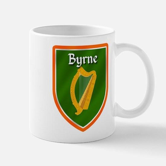 Byrne Family Crest Mug