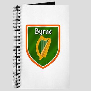 Byrne Family Crest Journal