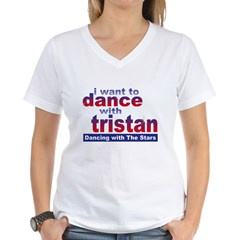 I Want to Dance with Tristan Shirt