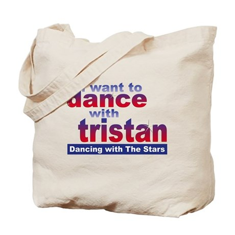 I Want to Dance with Tristan Tote Bag