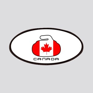 Canada Curling Patches