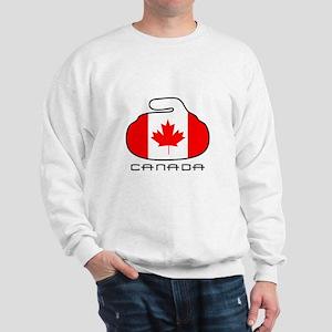 Canada Curling Sweatshirt