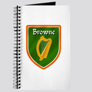 Browne Family Crest Journal