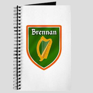 Brennan Family Crest Journal