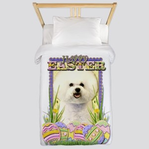 Easter Egg Cookies - Bichon Twin Duvet
