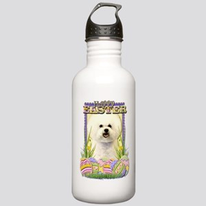 Easter Egg Cookies - Bichon Stainless Water Bottle