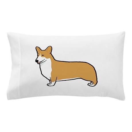 Pembroke Welsh Corgi Pillow Case