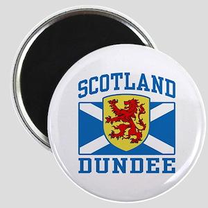Dundee Scotland Magnet
