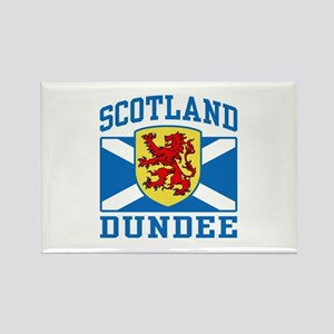 Dundee Scotland Rectangle Magnet