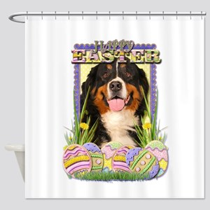 Easter Egg Cookies - Bernie Shower Curtain