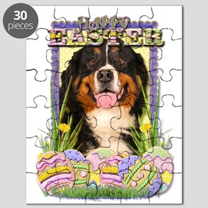 Easter Egg Cookies - Bernie Puzzle