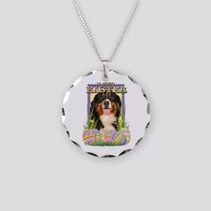 Easter Egg Cookies - Bernie Necklace Circle Charm