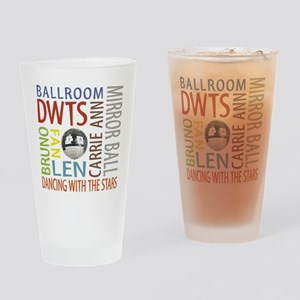 Dwts Drinking Glass