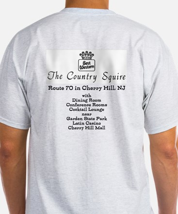 Country Squire Motel T-Shirt