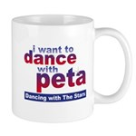 I Want to Dance with Peta Mug