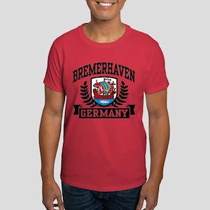 Bremerhaven Germany Dark T-Shirt