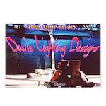 Davis Lighting Designs Postcards (Package of 8)